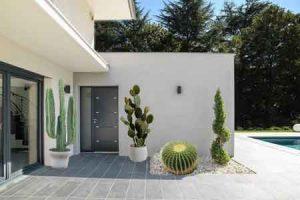 Cactus : Quelles sont les meilleures plantes pour décorer la porte d'entrée