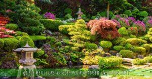 Pour beaucoup de gens, leur jardin est un refuge du monde extérieur, où ils peuvent se détendre après une dure journée de travail. Ce concept peut être étendu pour créer un espace dédié à la contemplation tranquille. Les jardins zen ont été conçus à l'origine par des moines bouddhistes japonais comme des lieux de méditation. Certains aspects du jardin zen peuvent être incorporés dans n'importe quel paysage domestique.