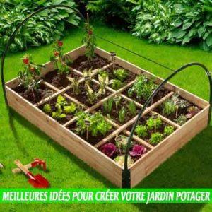 Cultures intensives un des Meilleures idées pour créer votre jardin potager
